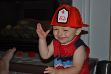 Fire Chief Davey