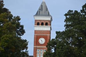 Tillman Hall tower