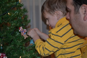 Decorating trees