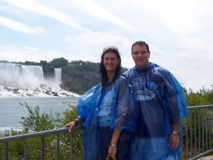 Experiencing Niagara Falls