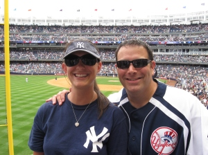 First season at the new Yankee stadium