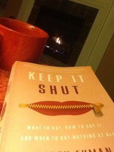 Best way to enjoy a good book...fire and a cup of tea.