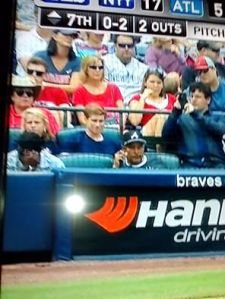 That's us on t.v.!