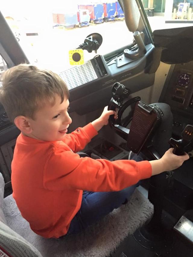 Davey in cockpit 2