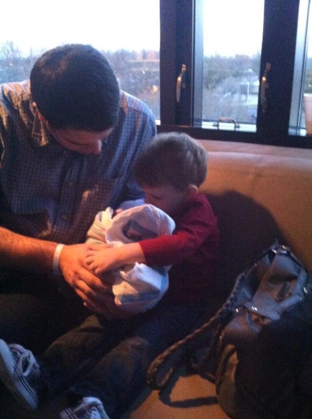 Henry birth 4