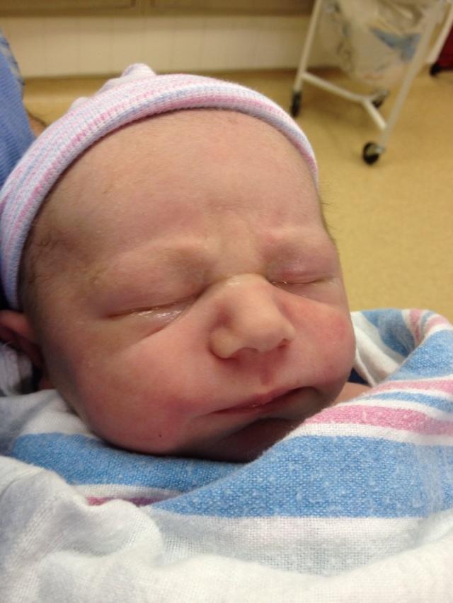 Henry birth 5